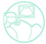 100% Habitaciones individuales para obstetricia