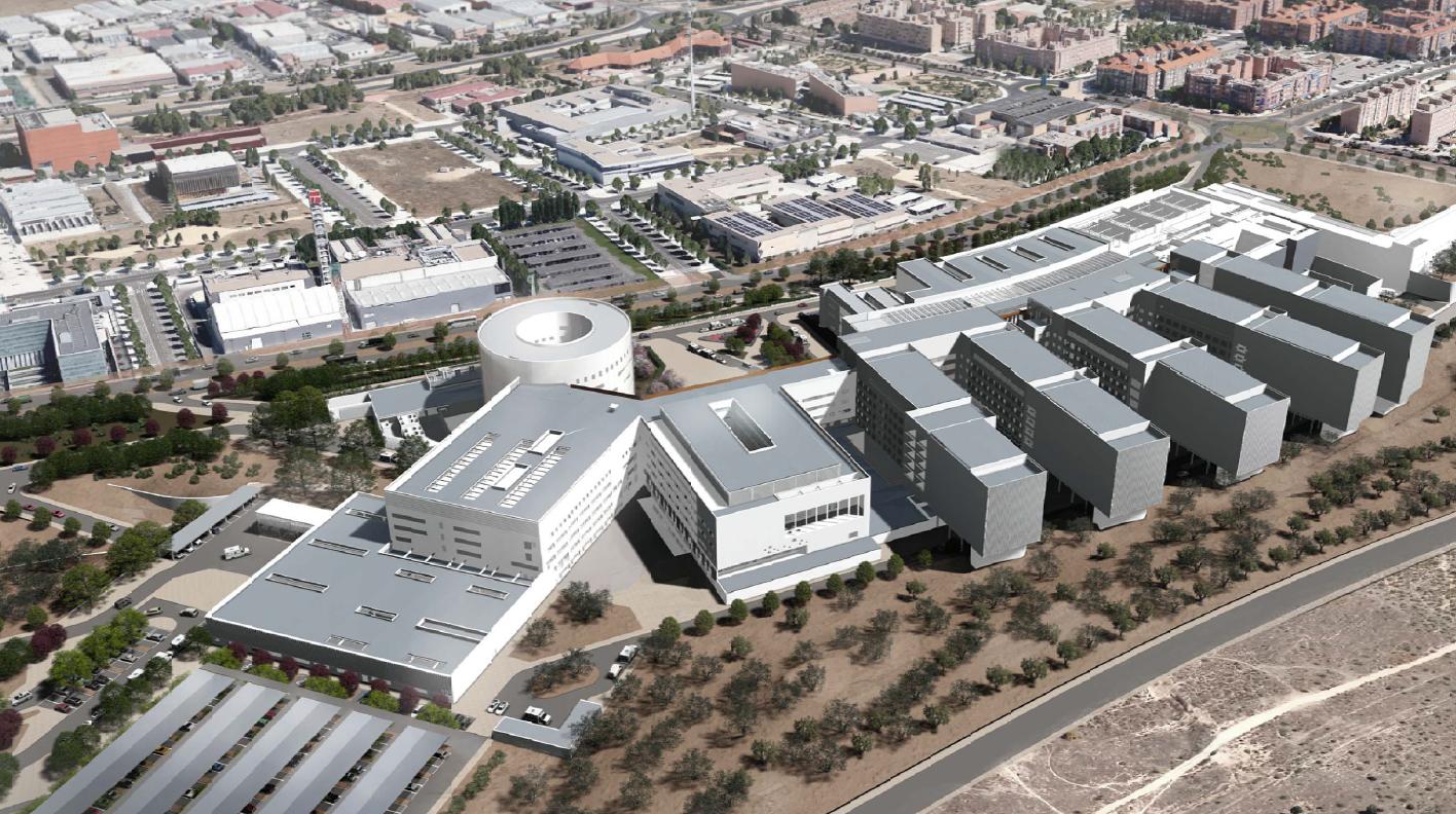 Orgullosos del HUT Un hospital moderno, innovador, sostenible y cercano a los ciudadanos de Toledo y Castilla-La Mancha