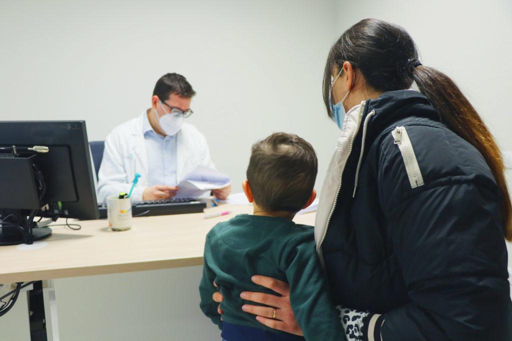 El Hospital Universitario de Toledo acoge las consultas del Servicio de Pediatría