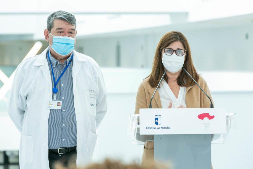 Más de 14.000 actos clínicos se han realizado ya en las nuevas instalaciones del Hospital Universitario de Toledo