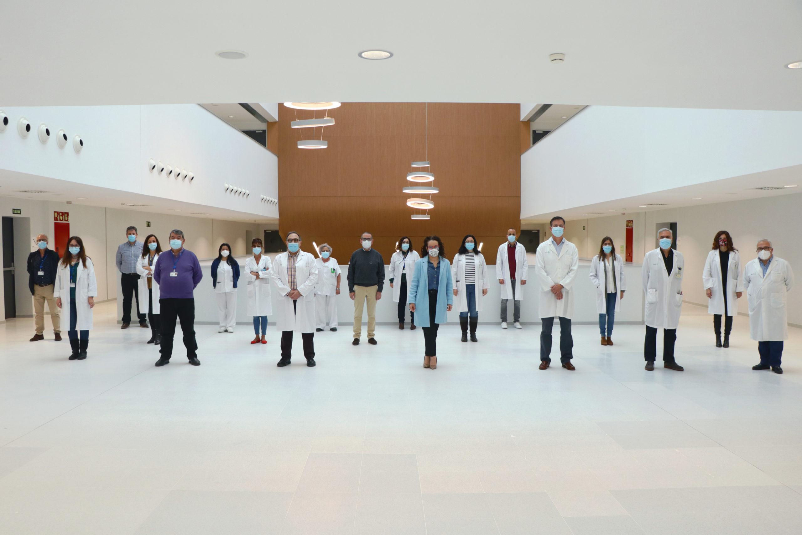 2021-3-15 Inicio Actividad Cirugía General Nuevo HUT 1