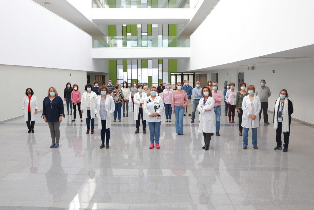 Continúa el traslado de áreas al nuevo Hospital Universitario de Toledo con el inicio de actividad de los servicios de Gestión Económica y Suministros