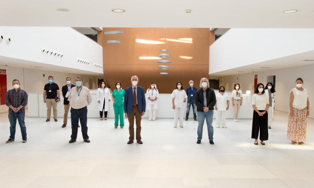 El Hospital Universitario de Toledo acoge las consultas externas del servicio de Cardiología
