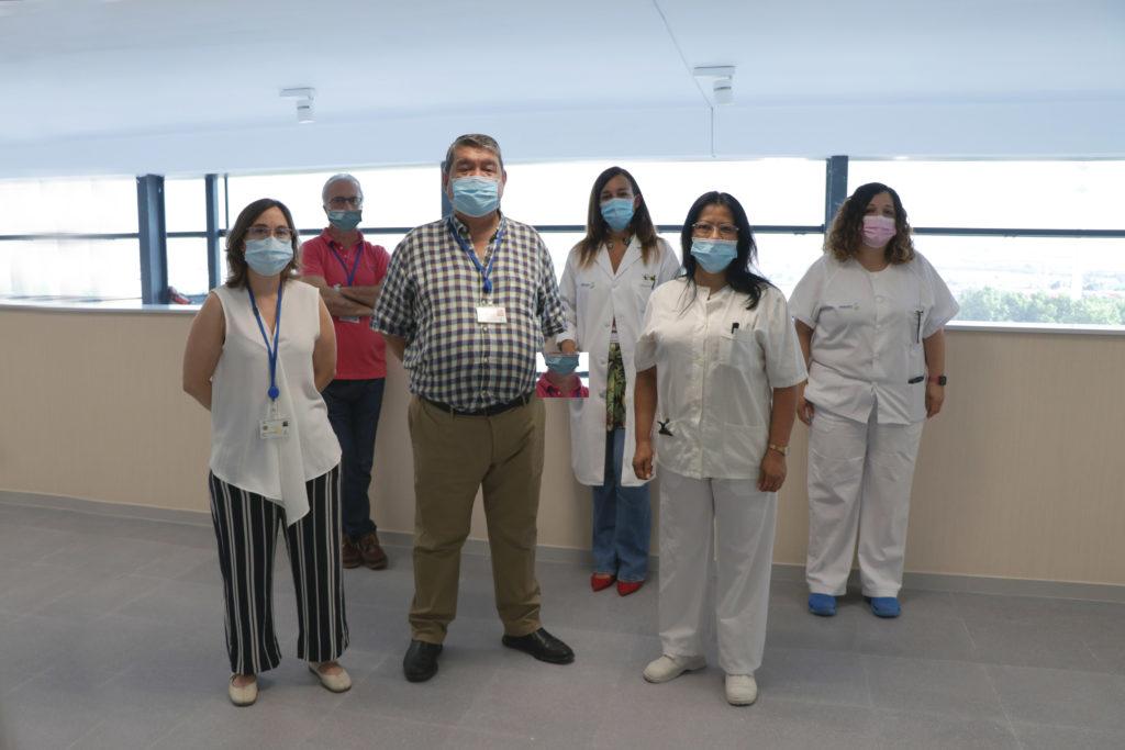 La consulta de Cáncer Hereditario y Consejo Genético traslada la  actividad asistencial al Hospital Universitario de Toledo