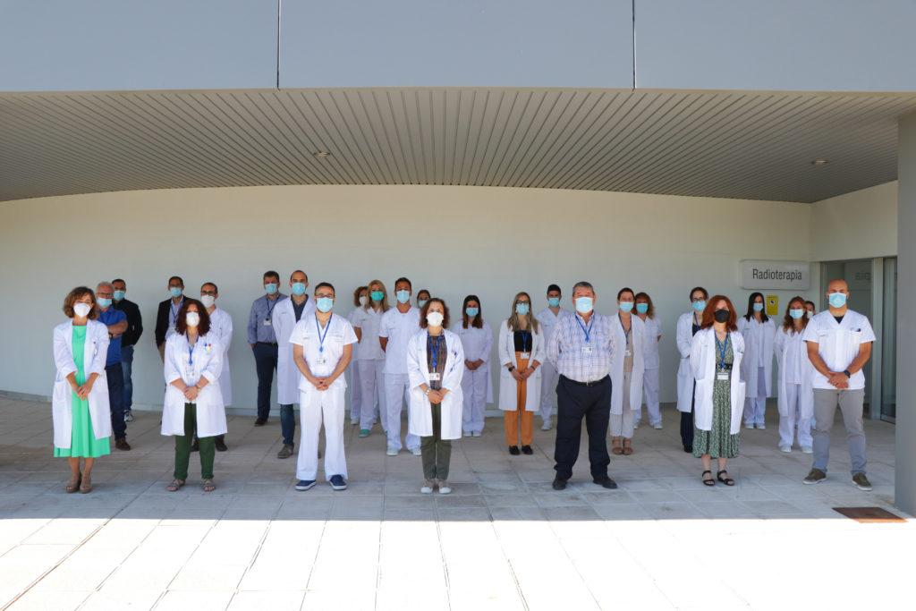 El Hospital Universitario de Toledo comienza a recibir a los primeros  pacientes en las consultas del servicio de Oncología Radioterápica