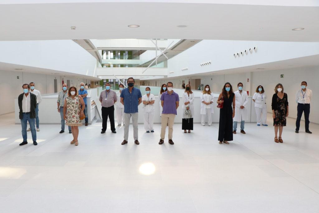 Las consultas externas del servicio de Urología inicia la actividad asistencial en el Hospital Universitario de Toledo