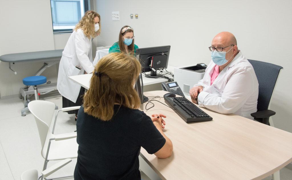 Las consultas del servicio de Cirugía Plástica y Reparadora se suman al  Hospital Universitario de Toledo